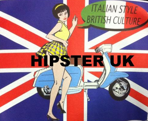 ITALIAN STYLE, BRITISH CULTURE T-SHIRT